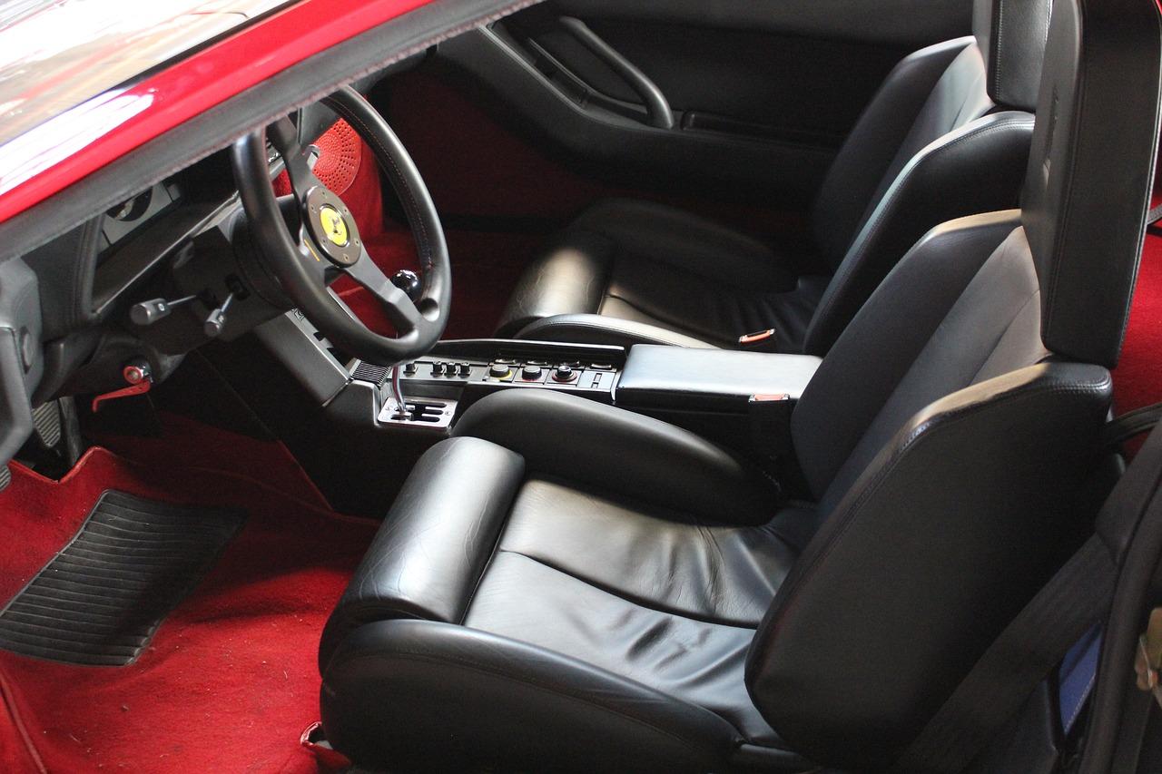 Antal säten i bilen
