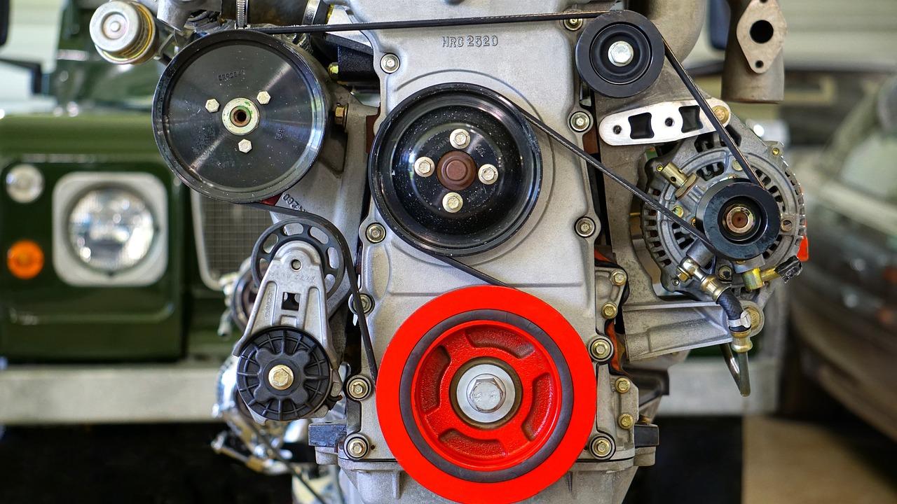 Motorn – bilens hjärta
